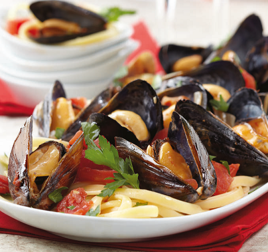 Recipe October 15 Mussels Fra Diavolo - Copy